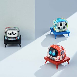retro tv series – life on planets artisan keycap 080