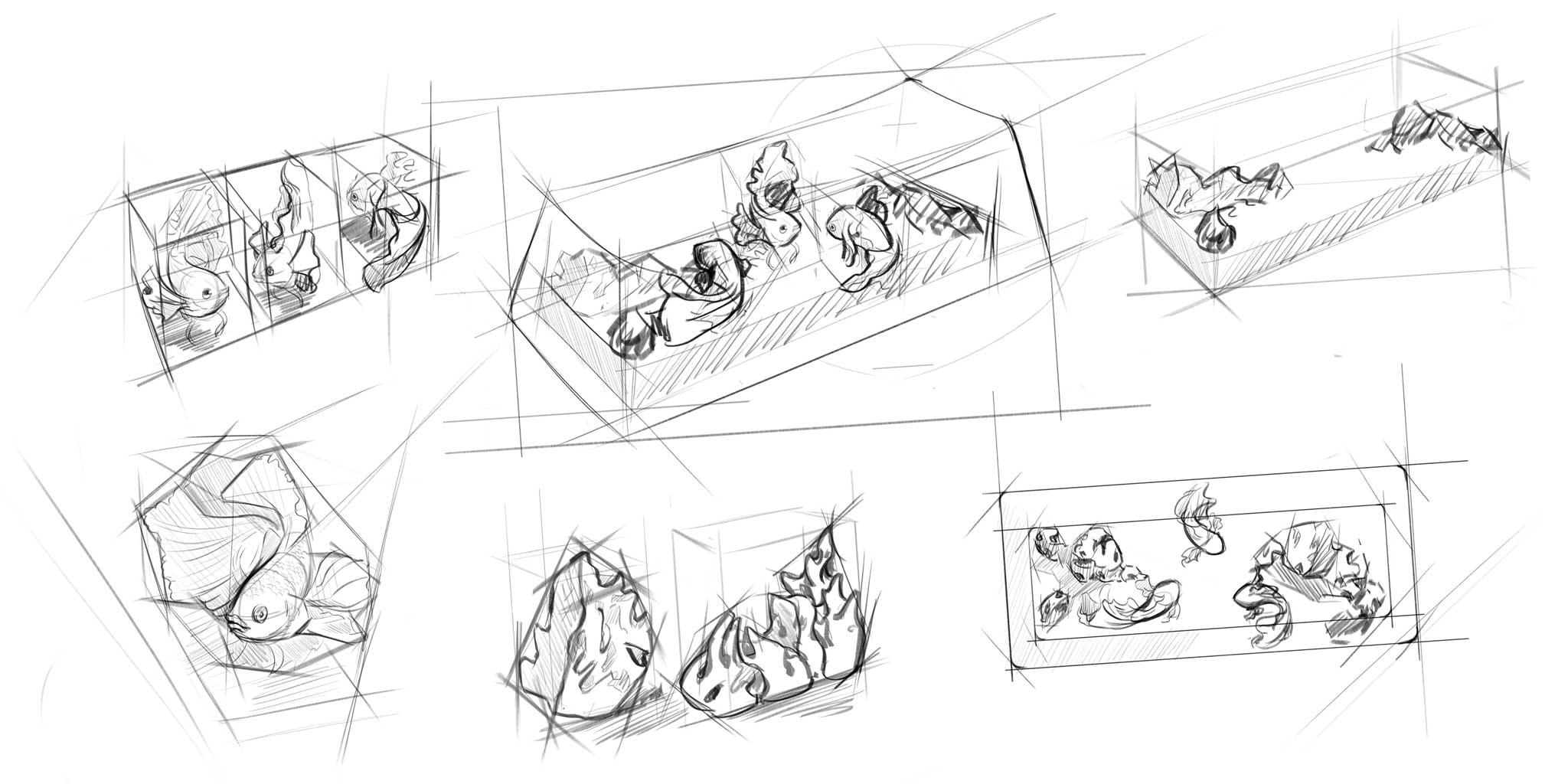 Sketch Ca Betta 03