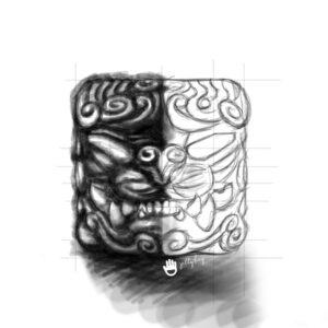 guardian keycap