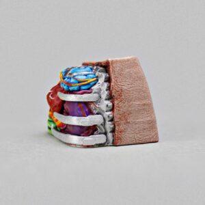anatomy custom keycaps 105
