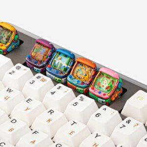 Arcade Game Keycaps 010