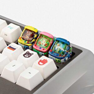 Arcade Game Keycaps 011