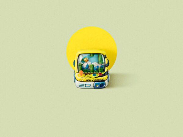 Arcade Game Keycaps 034