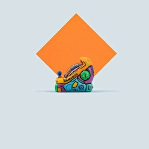 Arcade Game Keycaps 044
