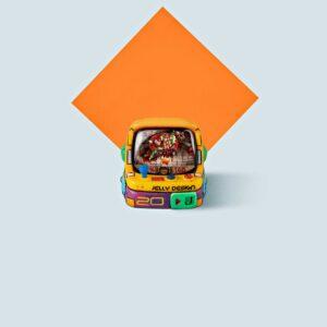 Arcade Game Keycaps 046