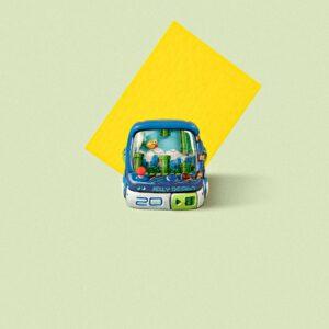 Arcade Game Keycaps 055