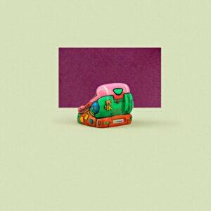 Arcade Game Keycaps 061