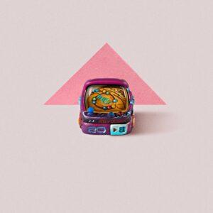 Arcade Game Keycaps 075