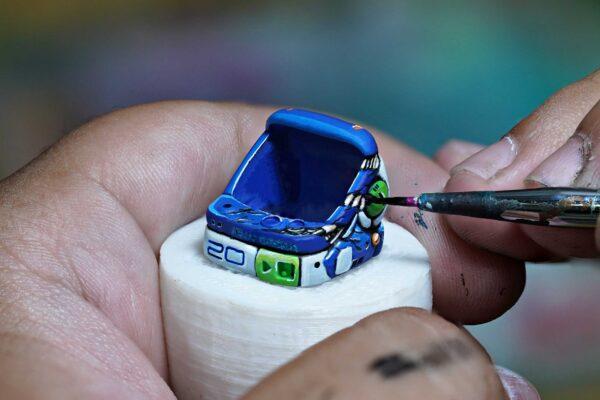 Arcade Game Keycaps 092