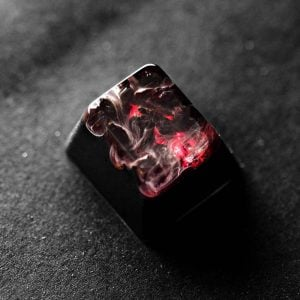 lava keycap
