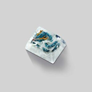 dragon artisan keycaps 007