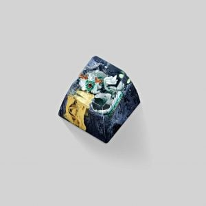 dragon artisan keycaps 028