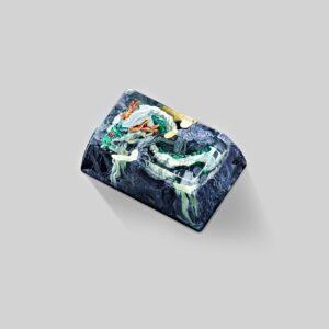 dragon artisan keycaps 037