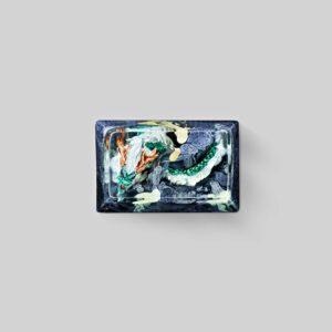 dragon artisan keycaps 038