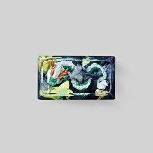 dragon artisan keycaps 041