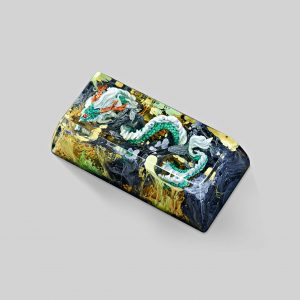 dragon artisan keycaps 043