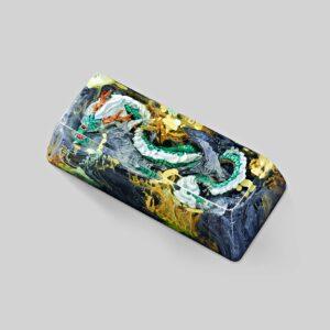 dragon artisan keycaps 046