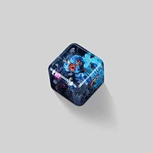 dragon artisan keycaps 058
