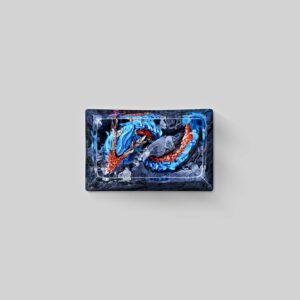 dragon artisan keycaps 065