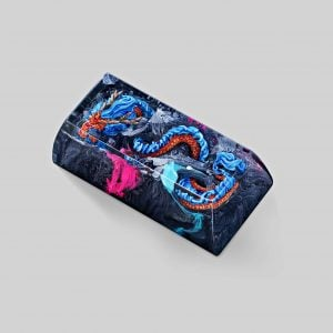 dragon artisan keycaps 070