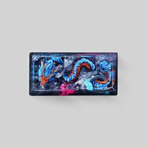 dragon artisan keycaps 071