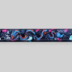 dragon artisan keycaps 080