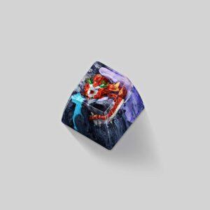 dragon artisan keycaps 109