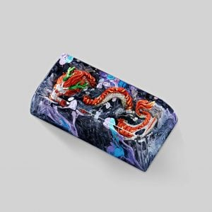 dragon artisan keycaps 124