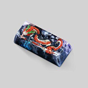 dragon artisan keycaps 127
