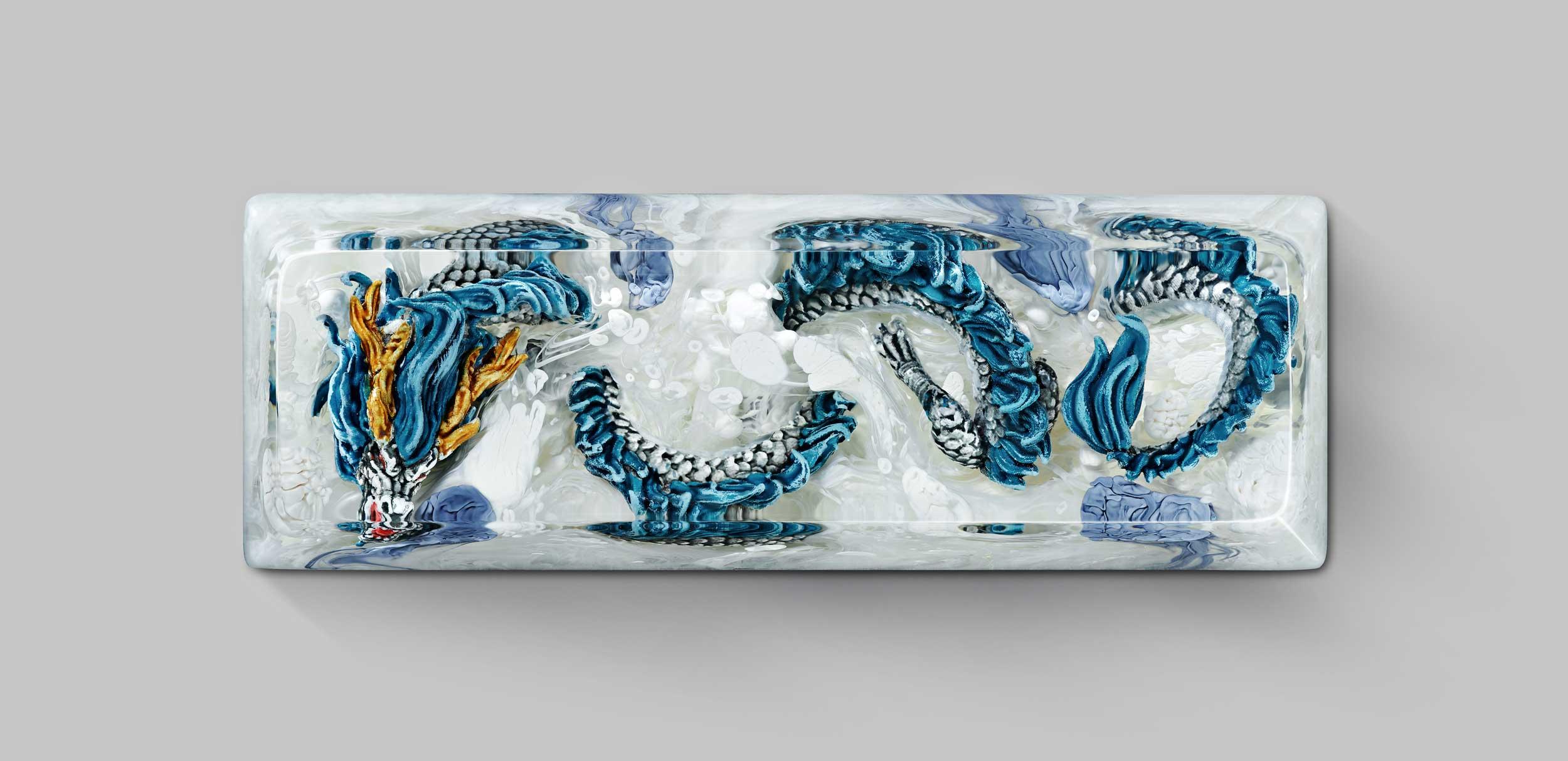 dragon keycaps