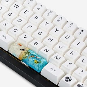Koi Fish Custom Keycaps (14)