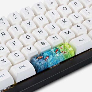 Koi Fish Custom Keycaps (15)