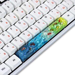 Koi Fish Custom Keycaps (17)