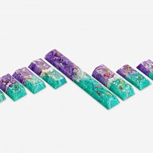 Koi Fish Custom Keycaps (28)