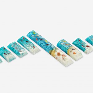 Koi Fish Custom Keycaps (30)