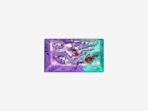 Koi Fish Custom Keycaps (90)