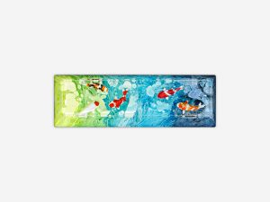 Koi Fish Custom Keycaps (99)