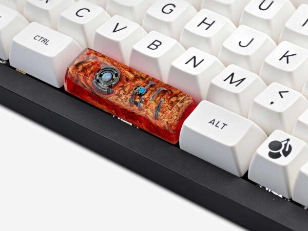 Mars Custom Keycaps 009