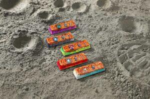 Mars Custom Keycaps 101