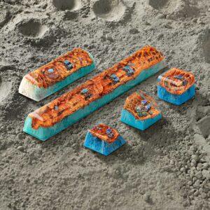 Mars Custom Keycaps 108