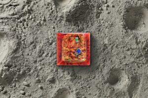 Mars Custom Keycaps 111