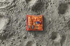 Mars Custom Keycaps 114