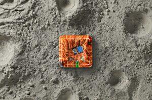 Mars Custom Keycaps 117