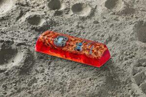 Mars Custom Keycaps 118