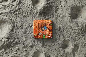 Mars Custom Keycaps 132