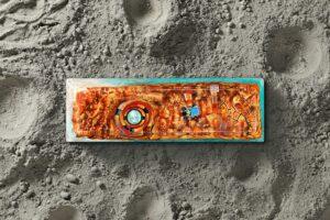 Mars Custom Keycaps 135