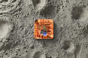 Mars Custom Keycaps 147