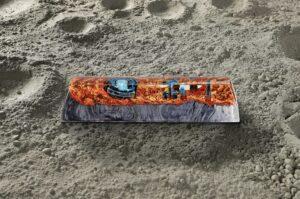Mars Custom Keycaps 149