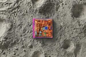 Mars Custom Keycaps 159