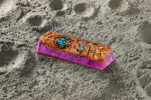 Mars Custom Keycaps 163